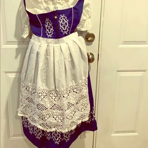 Authentic German DIRNDL XS